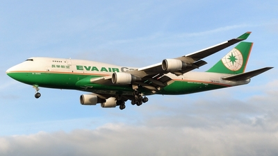B-16463 - Boeing 747-45E(BDSF) - EVA Air Cargo