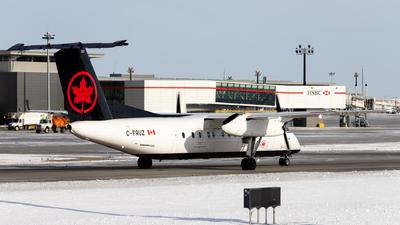 A picture of CFRUZ - De Havilland Canada Dash 8300 - [293] - © Alex Praglowski