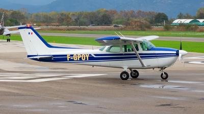 A picture of FGPOY - Cessna 172N Skyhawk - [17273327] - © Marcello Galzignato