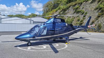 G-ETPN - Agusta A109S Grand - QinetiQ