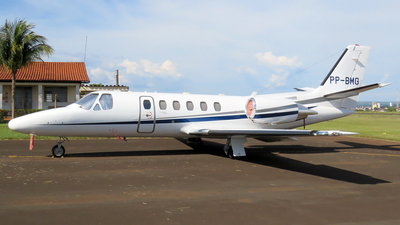 PP-BMG - Cessna 550B Citation Bravo - Private