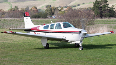 ZK-XPJ - Beechcraft F33 Bonanza - Private