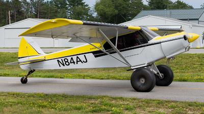 N84AJ - American Legend Cub - Private