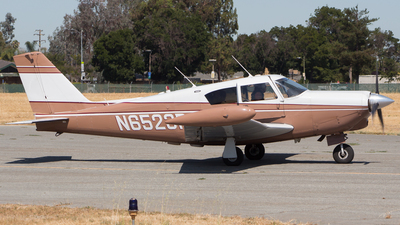 N6523P - Piper PA-24-250 Comanche - Private