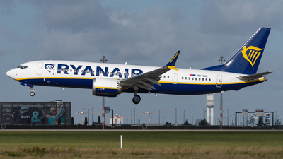 9H-VUL - Boeing 737-8-200 MAX - Ryanair (Malta Air)