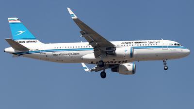 A picture of 9KAKK - Airbus A320214 - Kuwait Airways - © Firat Cimenli
