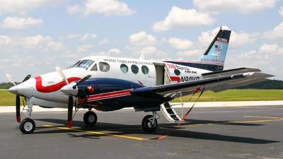 N90VP - Beechcraft A90 King Air - TAB Express Airline