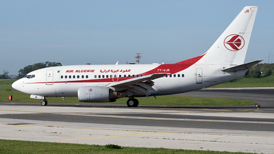 A picture of 7TVJR - Boeing 7376D6 - Air Algerie - © Fernando Roca