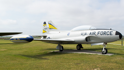 57-0616 - Lockheed T-33A Shooting Star - United States - US Air Force (USAF)