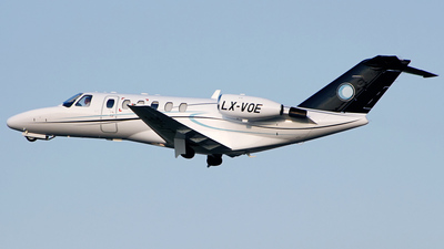 LX-VOE - Cessna 525A CitationJet 2 - Speedwings