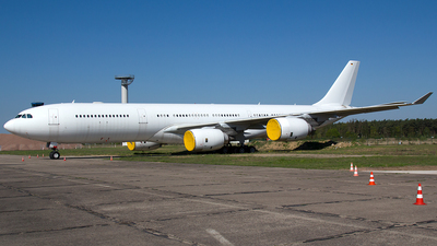 D-AAAL - Airbus A340-541 - Untitled