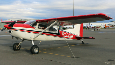 N33JH - Cessna A185F Skywagon - Private
