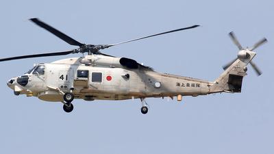 8441 - Sikorsky SH-60K Kai - Japan - Maritime Self Defence Force (JMSDF)