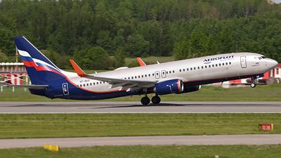 VP-BUS - Boeing 737-8MC - Aeroflot
