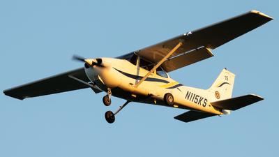 N115KS - Cessna 172R Skyhawk - Kent State University