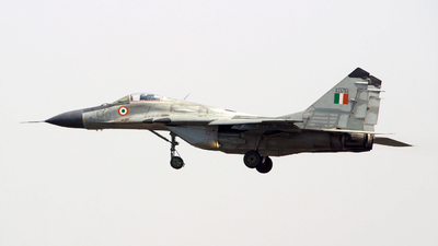KB719 - Mikoyan-Gurevich MiG-29B Fulcrum - India - Air Force