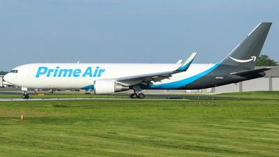 N379AZ - Boeing 767-323(ER)(BDSF) - Amazon Prime Air (Air Transport International)