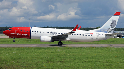 A picture of EIFJR - Boeing 73786N - [36820] - © D.Kleintz