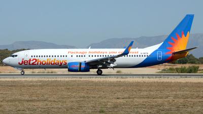G-DRTB - Boeing 737-86N - Jet2.com