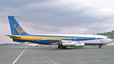 N64740 - Boeing 707-227 - Club Alaska