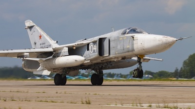 RF-90943 - Sukhoi Su-24M Fencer - Russia - Air Force