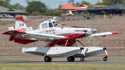 A picture of VHFBZ - Air Tractor AT802F - [8020460] - © Jayden Laing