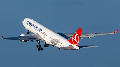 TC-JIO - Airbus A330-223 - Turkish Airlines