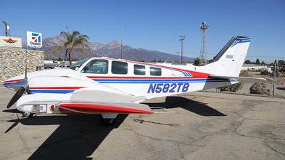 N582TB - Beechcraft 58 Baron - Private