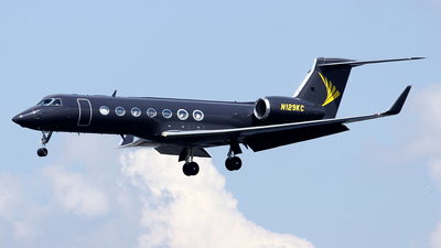 N129KC - Gulfstream G550 - Private