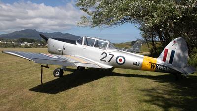 A picture of ZKUAS - De Havilland Canada DHC1 Chipmunk - [C1/0633] - © Jordan Elvy