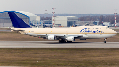 TF-AMP - Boeing 747-481(BCF) - Air Bridge Cargo (Air Atlanta Icelandic)