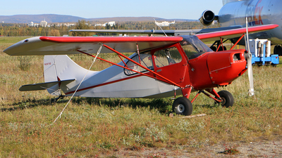 A picture of N2873E - Aeronca 7AC - [7AC6456] - © Jeroen Stroes