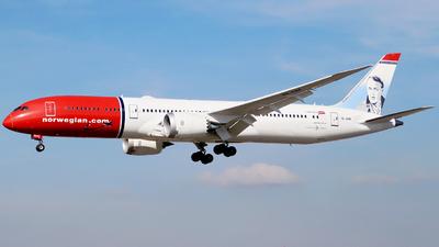 SE-RXM - Boeing 787-9 Dreamliner - Norwegian