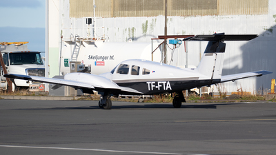 TF-FTA - Piper PA-44-180 Seminole - Flugskóli Íslands - Icelandic Flight Academy