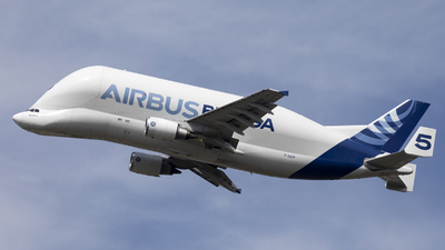 F-GSTF - Airbus A300B4-608ST Super Transporter - Airbus Industrie