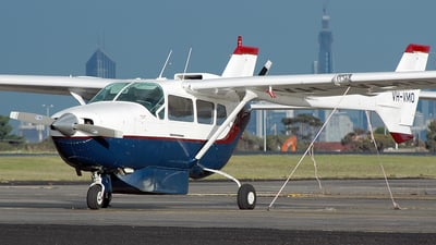 VH-VMO - Cessna 337D Super Skymaster - Private