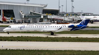 B-602P - Bombardier CRJ-900LR - China Express Airlines