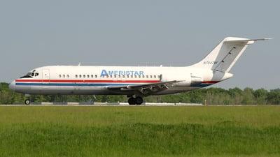 N784TW - McDonnell Douglas DC-9-15(F) - Ameristar Air Cargo