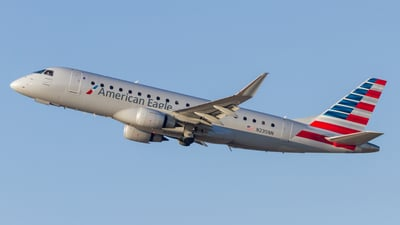 A picture of N235NN - Embraer E175LR - American Airlines - © Elliott F Martin