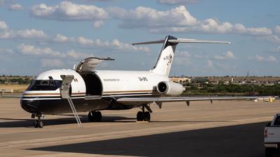 XA-UPS - McDonnell Douglas DC-9-33F - Aeronaves TSM