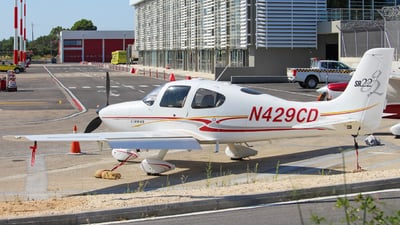 N429CD - Cirrus SR22 - Private