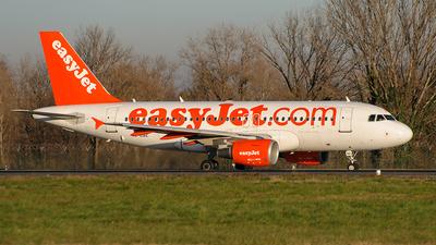 OE-LQZ - Airbus A319-111 - easyJet Europe