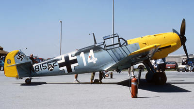 N81562 - Messerschmitt Bf 109E-7 - Private