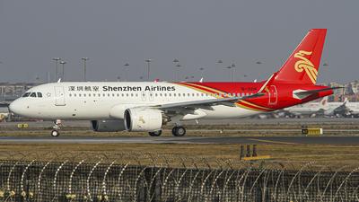 B-321P - Airbus A320-271N - Shenzhen Airlines