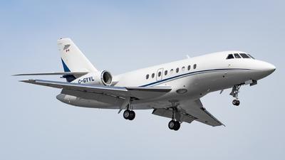 C-GYVL - Dassault Falcon 2000 - Novajet