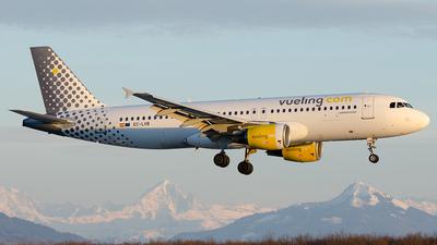 A picture of ECLVB - Airbus A320214 - [1210] - © OSDU