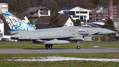 MM7322 - Eurofighter Typhoon EF2000 - Italy - Air Force