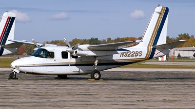 N922BS - Aero Commander 500B - Central Airlines