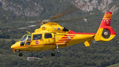 I-TNBB - Aérospatiale SA 365N3 Dauphin 2 - Italy - Vigili del Fuoco