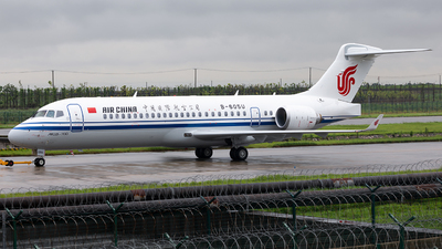 B-605U - COMAC ARJ21-700 - Air China